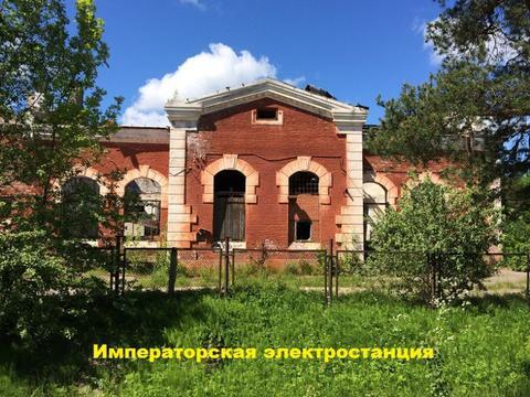 Здание в Петергофе - Фото 1