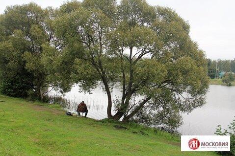 Участок 23 сотки около пруда 30 км от МКАД Варшавское/Калужское шоссе - Фото 1