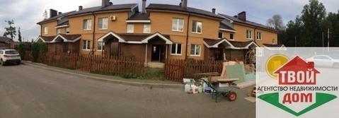 Продам таунхаус в Экодолье, г. Обнинск - Фото 1