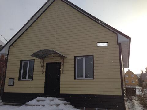 Продам новый дом в п. Нагаево - Фото 1