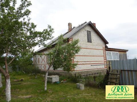 Капитальный дом в пригороде Челябинска (40 км) - Фото 2
