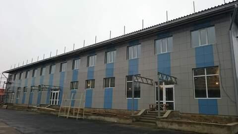 Складское здание 1653 кв. м на 2х этажах д. Грибки - Фото 1