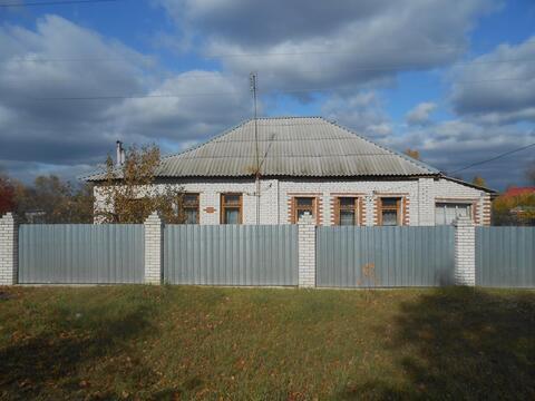 Дом в р.п.г.т.Тума, Клепиковского района, Рязанской области. - Фото 1
