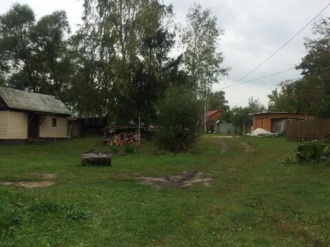 Участок 10 соток в д. Тишково, Ступинский район. - Фото 2