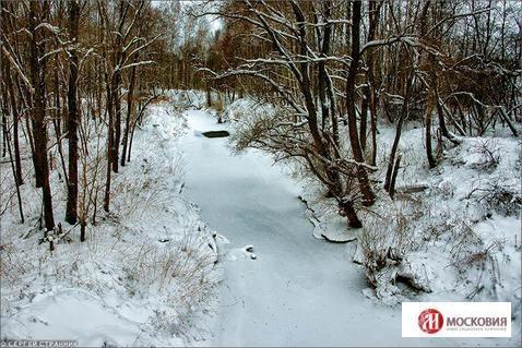 Видовой участок 12 соток, Шаганино, 25 км от МКАД, Калужское шоссе - Фото 1