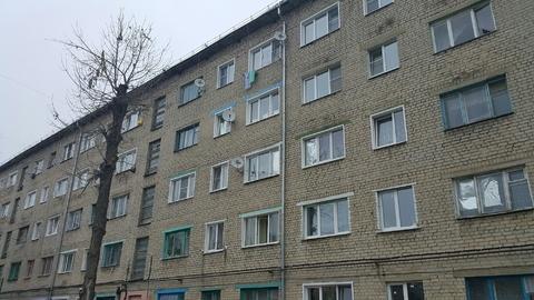 Комната в общежитии пос.Строитель д.24 - Фото 1