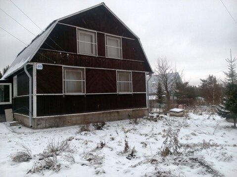 Каркасный дом на 22 сотках земли в д. Денисиха, Рузский район - Фото 3