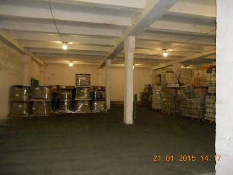 Аренда склада от 30 кв.м, м.Юго-Западная - Фото 3