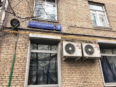 Сдаем 3х-комнатную квартиру 100кв.м. Б.Дровяной пер, д.9 - Фото 1