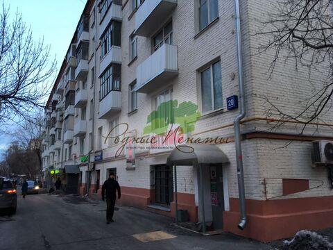 Продается 3-к Квартира ул. Нагатинская улица - Фото 1