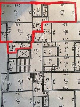 Купить квартиру с ремонтом в монолитном доме - Фото 1