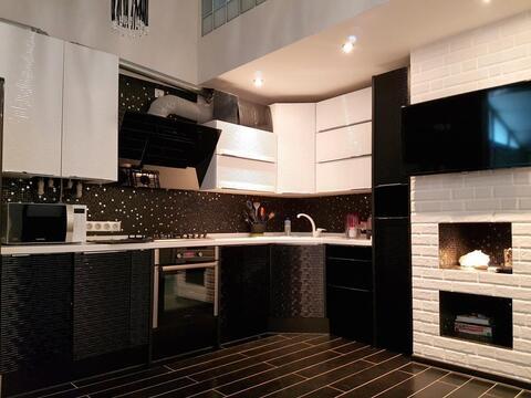 Продается двухуровневая квартира с брендовой мебелью и техникой - Фото 4