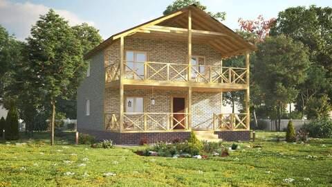 Продажа: дом 170 м2 на участке 6 сот. - Фото 2