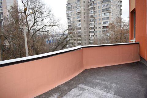 57 м2 +балкон 10 м2 Аренда офиса в БЦ + юридический адрес - Фото 3