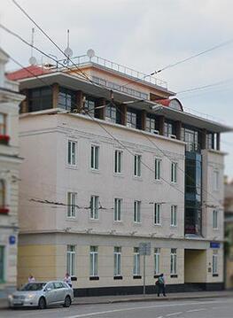 Аренда офис г. Москва, м. Парк Культуры, ул. Остоженка, 28 - Фото 1