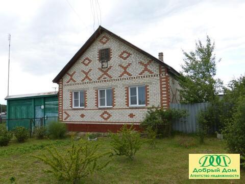 Капитальный дом в пригороде Челябинска (40 км) - Фото 1