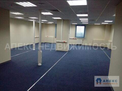 Аренда офиса 170 м2 м. Калужская в бизнес-центре класса А в Коньково - Фото 1