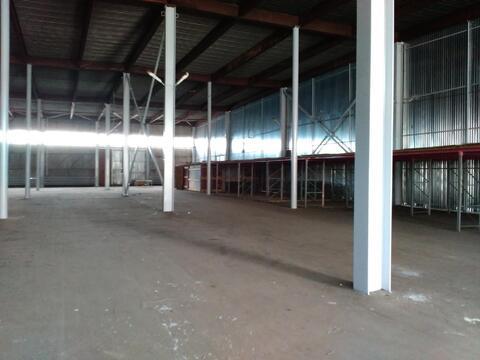 Производственно-складское помещение 440 кв.м - Фото 1