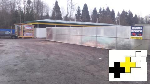 Продаётся земля под бизнес на Пятницком шоссе - Фото 1