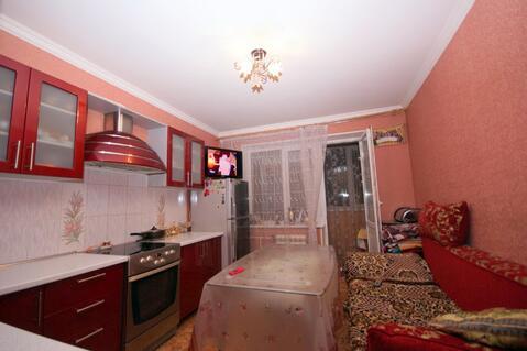 Квартира с двумя лоджиями и большой кухней рядом со станцией - Фото 1