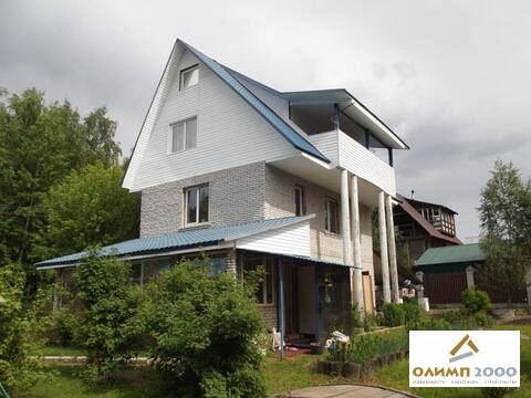 Дом 180 кв.м. в 20 км. от КАД - Фото 1