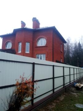 Кирпичный дом от соб-ка Минское шоссе - Фото 3