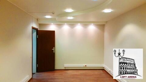 Аренда офисного блока, площадью 118,8 кв.м, м.Кутузовская - Фото 1