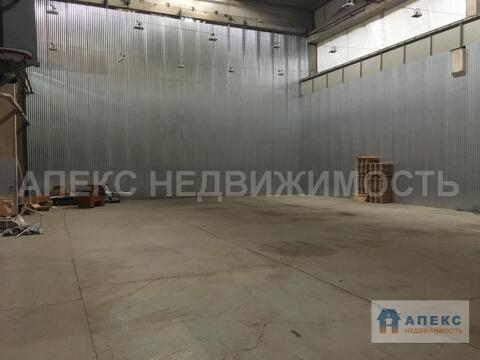 Аренда помещения пл. 1180 м2 под склад, производство, м. Пражская в . - Фото 4