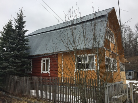 Никоново г.Москва 11 соток и дом - Фото 1
