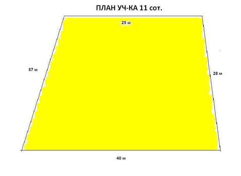 Продажа земельного участка 11 соток на ул. Горной Приокского района - Фото 2