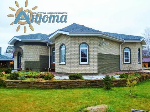 Продается каменный дом в Жуковском районе Калужской области. - Фото 1
