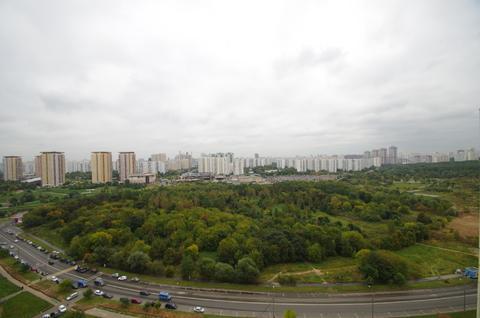 2 комн. кв-ра м. Юго-Западная, ул. Никулинская, д.9 - Фото 4