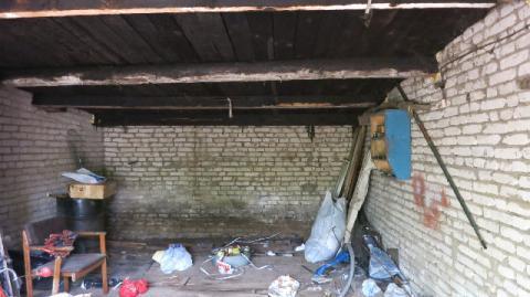 Кирпичный гараж 24 кв м по ул.Десантная, дом 17 - Фото 2