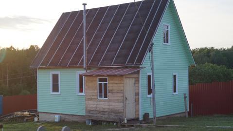 Дом 5х8 на участке 21,5 сот. в центре села Недельное - Фото 1