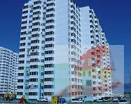 1 комнатная квартира возле пляжа Алексино