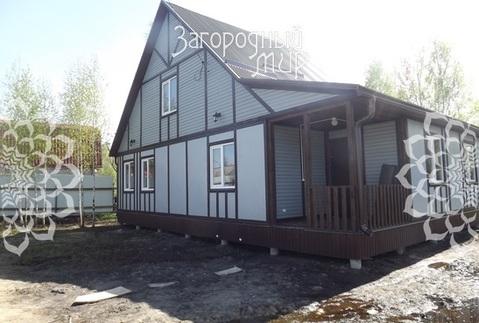 Продам дом, Горьковское шоссе, 35 км от МКАД - Фото 1