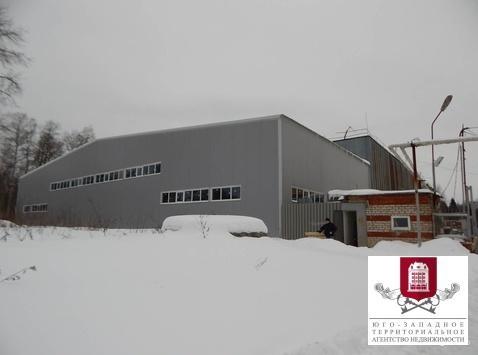 Продается производственное помещение, 5500 кв.м - Фото 1