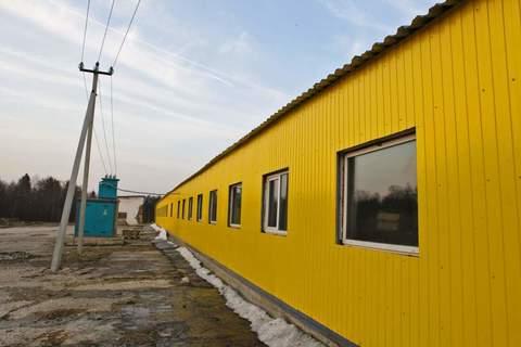 Склады в аренду 800 кв. м в 2 км от трассы м7 - Фото 1