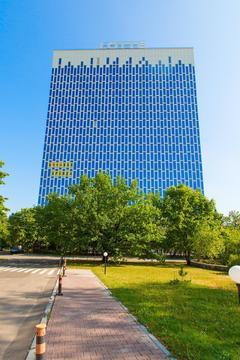 Офис 123кв.м. в БЦ класса В+ м. Калужская - Фото 1