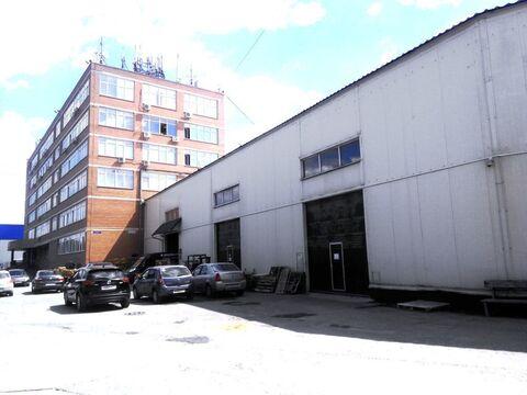 Сдам склад 475 кв.м. высота потолков 9 м. - Фото 4