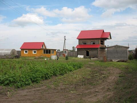 Продам недостроенный дом 100 кв.м. в с. Мальцево, 32 км от Тюмени - Фото 5