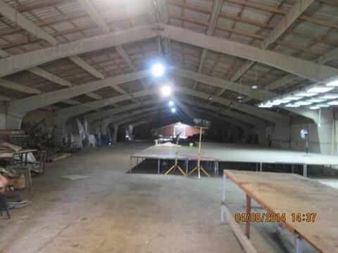 Продажа базы 9,5 га, склады - Фото 1