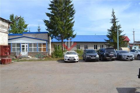 Продажа производственно-складская база 1037 м2 Благоварская 16 - Фото 4