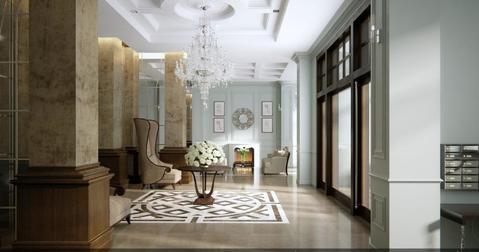 4-х комн. апартаменты 140,1 кв.м. в доме премиум-класса в ЦАО г. Москв - Фото 2