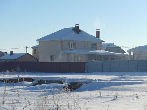 Двухэтажный дом с гаражом, без посредников, п. Северный - Фото 1