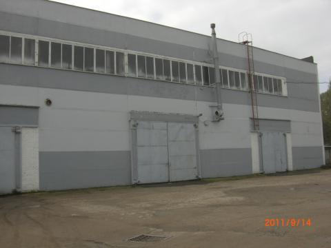 Производственный цех, площадью 1000 кв.м, по адресу: Киевское шоссе - Фото 1