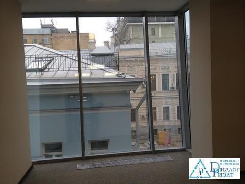 Офис 196 кв.м. с панорамными окнами 2 мин. пешком от метро Боровицкая - Фото 1