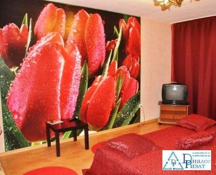 Сдается комната в двухкомнатной квартире в Москве, Рязанский район - Фото 1