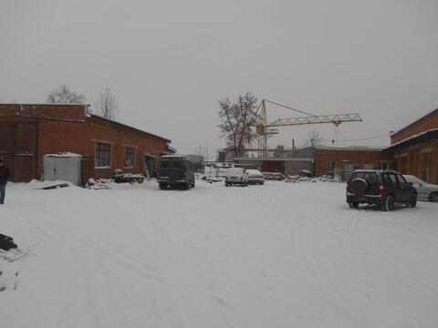 Производственная база Новомедвенский проезд - Фото 1