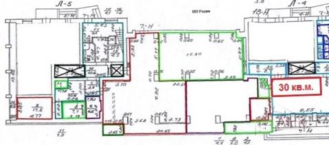 Аренда помещения-30 кв.м. в тк «Нарвский Универмаг» - Фото 3
